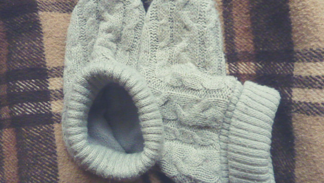 Warm feet for the winter solo-entrepreneur in a creative business