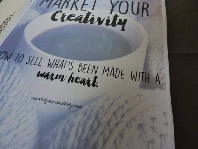 Marketing your creativity - ebook for creative entrepreneurs