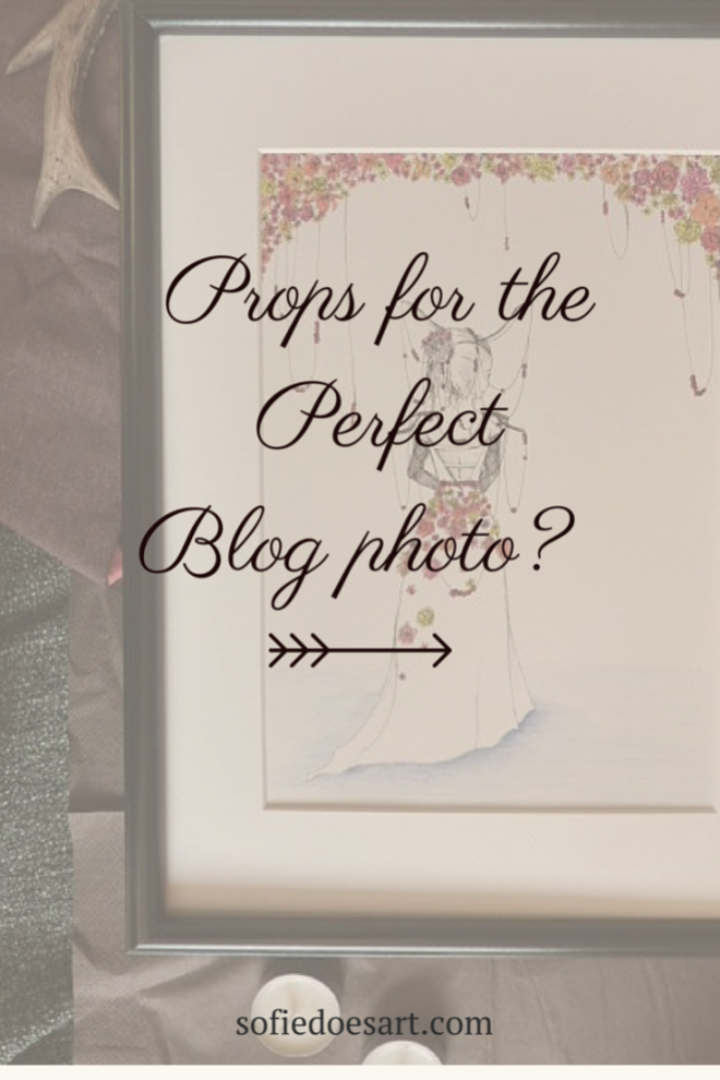Props For the perfect blog photo-  pinterest